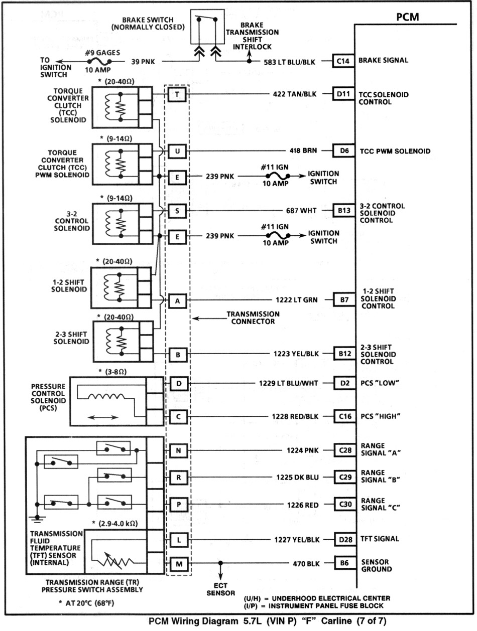 le wiring solidfonts transmission wire harness and repair kits by rostra 4l60e transmission wiring plug diagram