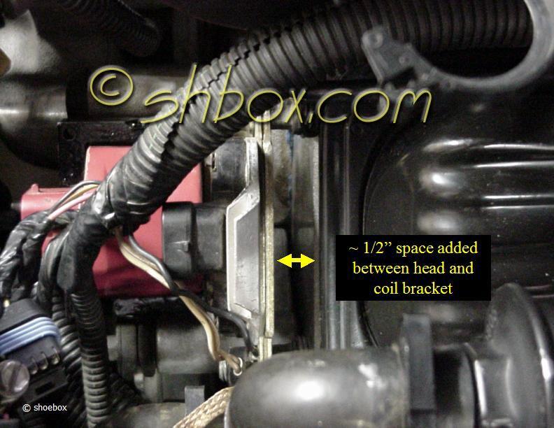 ICM_air_gap  Camaro Lt Wire Harness on