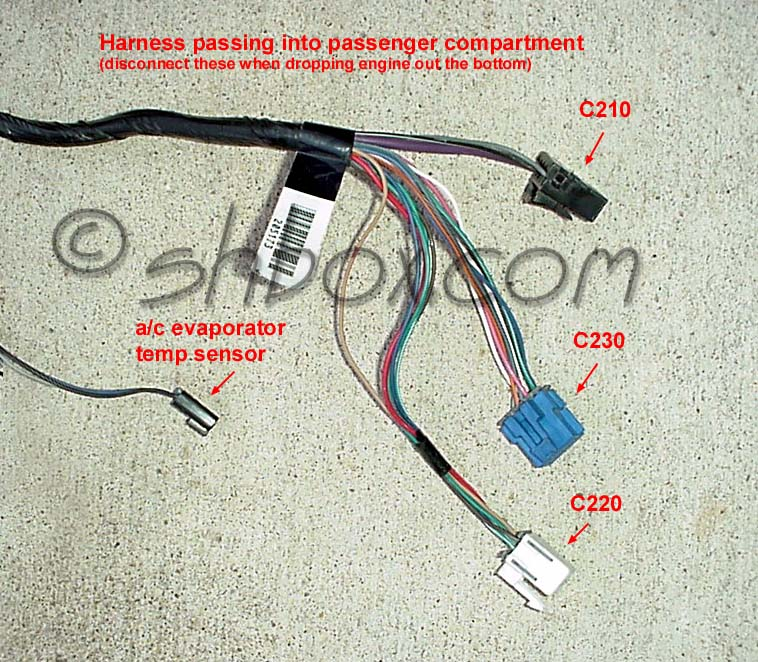 harness6 lt1 engine wiring harness diagram wiring diagrams for diy car 5.3 Engine Swap Wiring Harness at bayanpartner.co