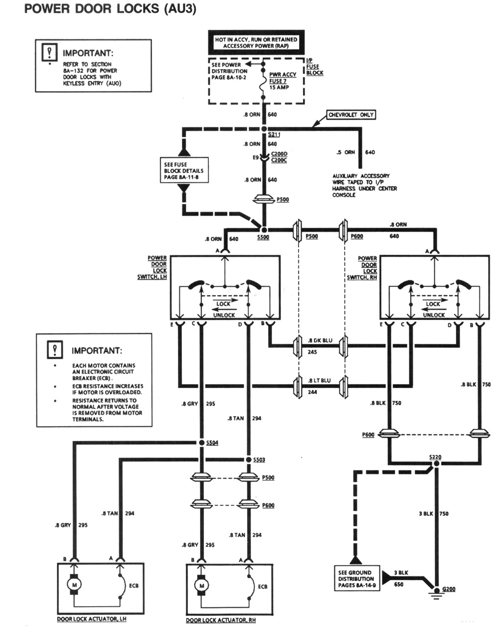 pwr_dr_lock_schematic 4th gen lt1 f body tech aids 2007 malibu door lock switch wiring diagram at virtualis.co