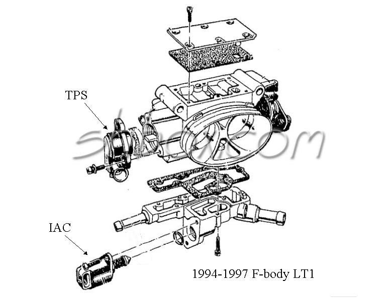 93 97 lt1 engine diagram