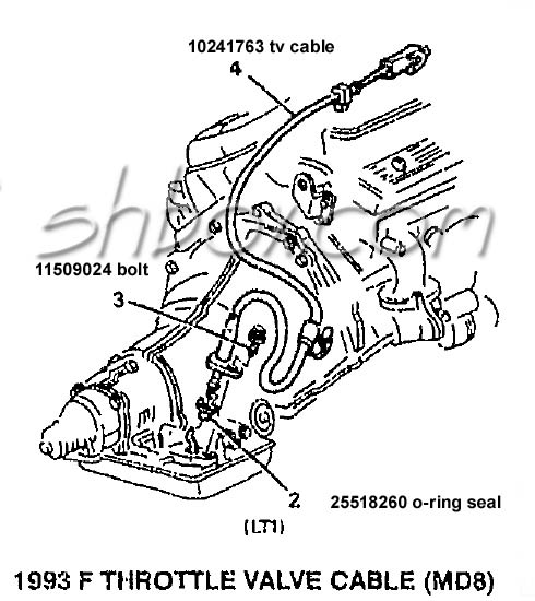 question throttle body cables
