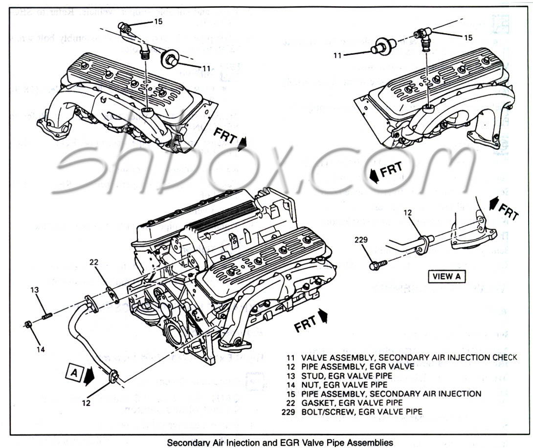 Lt1 Engine Diagram Books Of Wiring 1995 Impala Ss Vacuum Hose Diagrams Ls1lt1 Forum Ls1 Camaro Harness