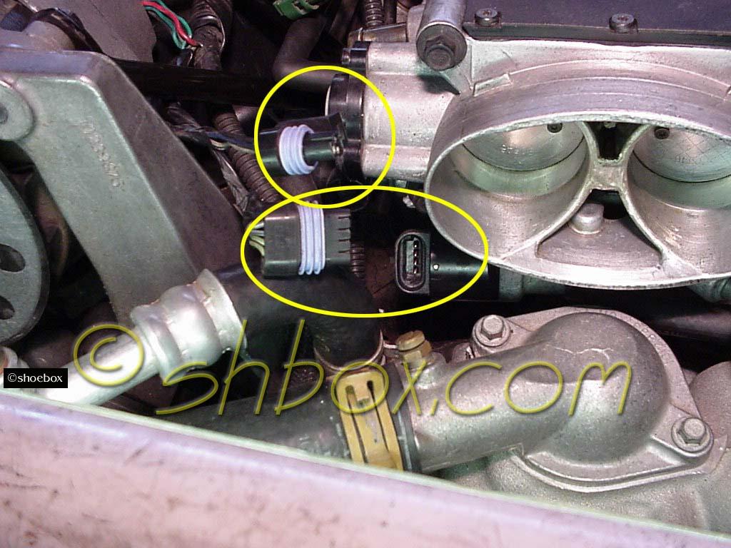 Air Intake Sensor >> 4th Gen LT1 F-body Cam Install