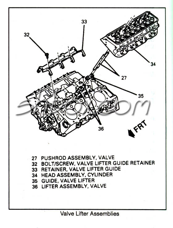 engine lifter diagram  engine  free engine image for user