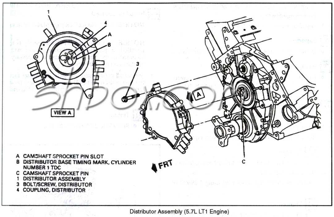 95 lt1 engine diagram 4th gen lt1 f-body cam install lt1 ignition diagram #8